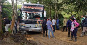 Paro indefinido de transporte en el sur del Huila