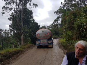 Aislado por vía terrestre el Caquetá, Putumayo y el Sur del Huila