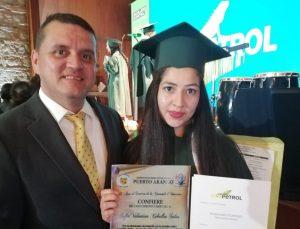 De Puerto Arango Bachiller ganadora de beca de Ecopetrol