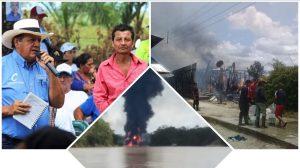 Arnulfo Gasca lidera campaña por el Mecaya