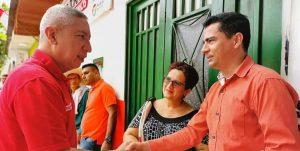 Planta procesadora de lácteos para San Vicente anuncia César Torres.
