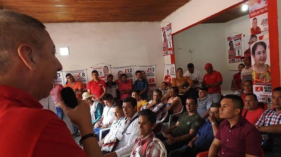César Torres, desde la Gobernación de Caquetá, contrarrestará la inseguridad que afecta a la comunidad