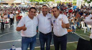 James Urrego cuenta con absoluto respaldo del Norte y sur del Caquetá.