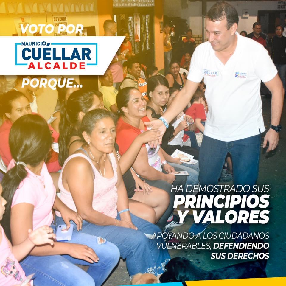 Nuestro compromiso es con las víctimas del conflicto: Mauricio Cuéllar