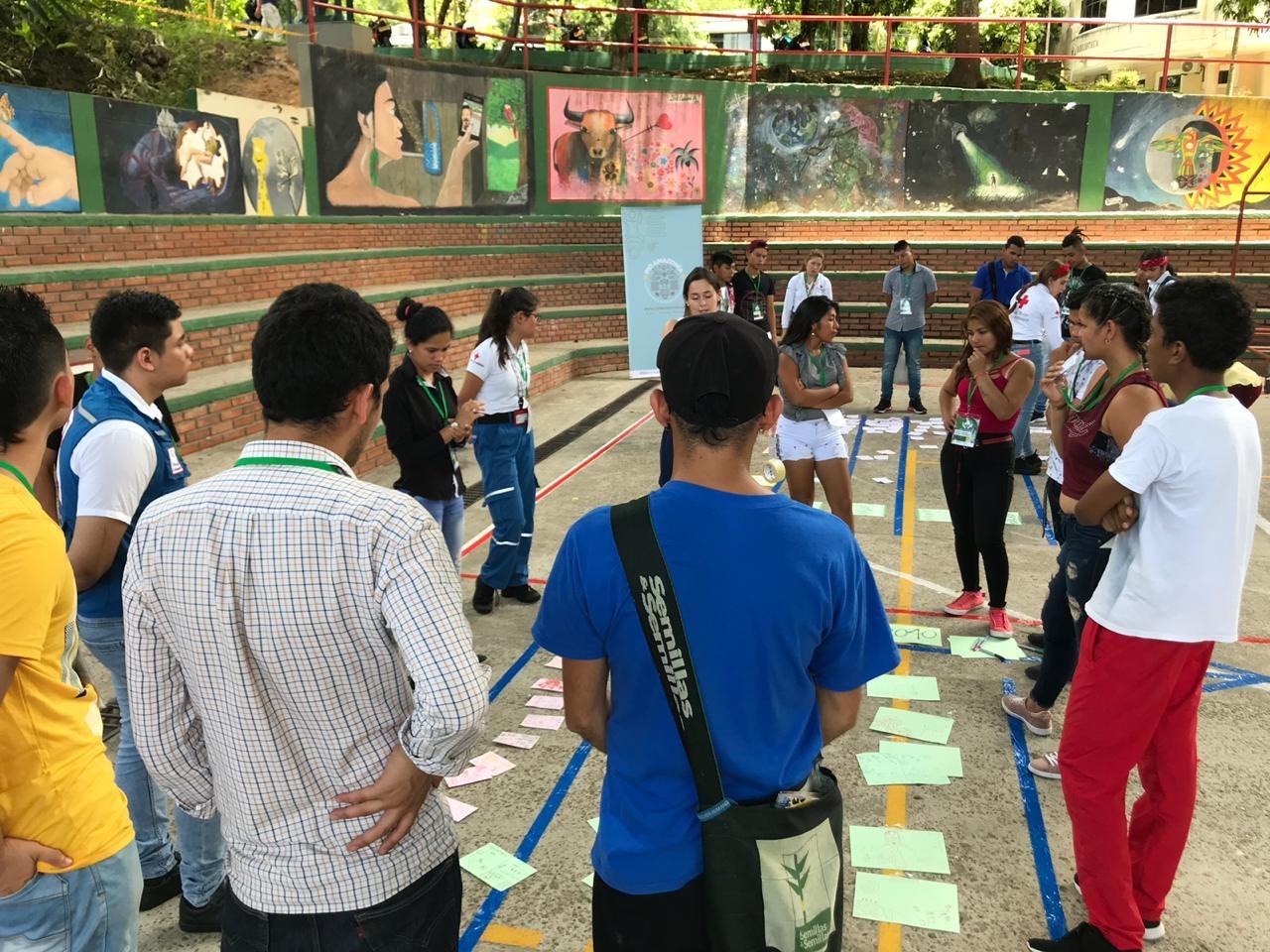 """Iniciativa mundial """"Dias de Esperanza"""" en el Caquetá"""