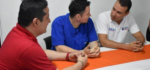 Los profesionales de la salud continúan adhiriéndose a la campaña de Mauricio Cuéllar a la Alcaldía de Florencia