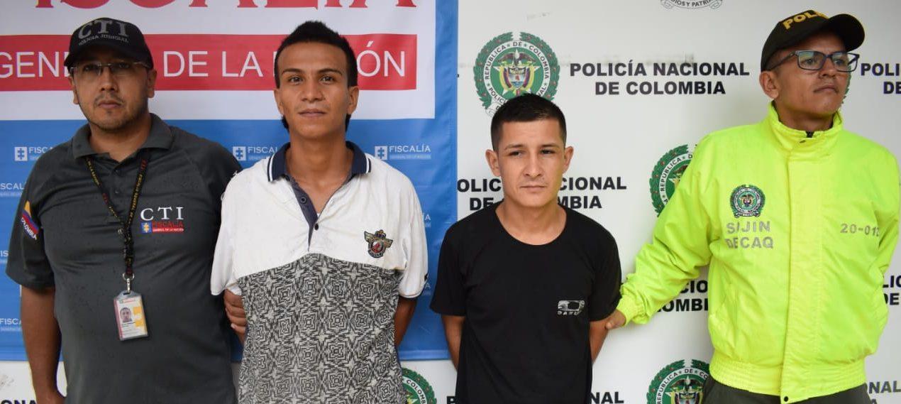 Capturados supuestos asesinos del niño Andrés Camilo