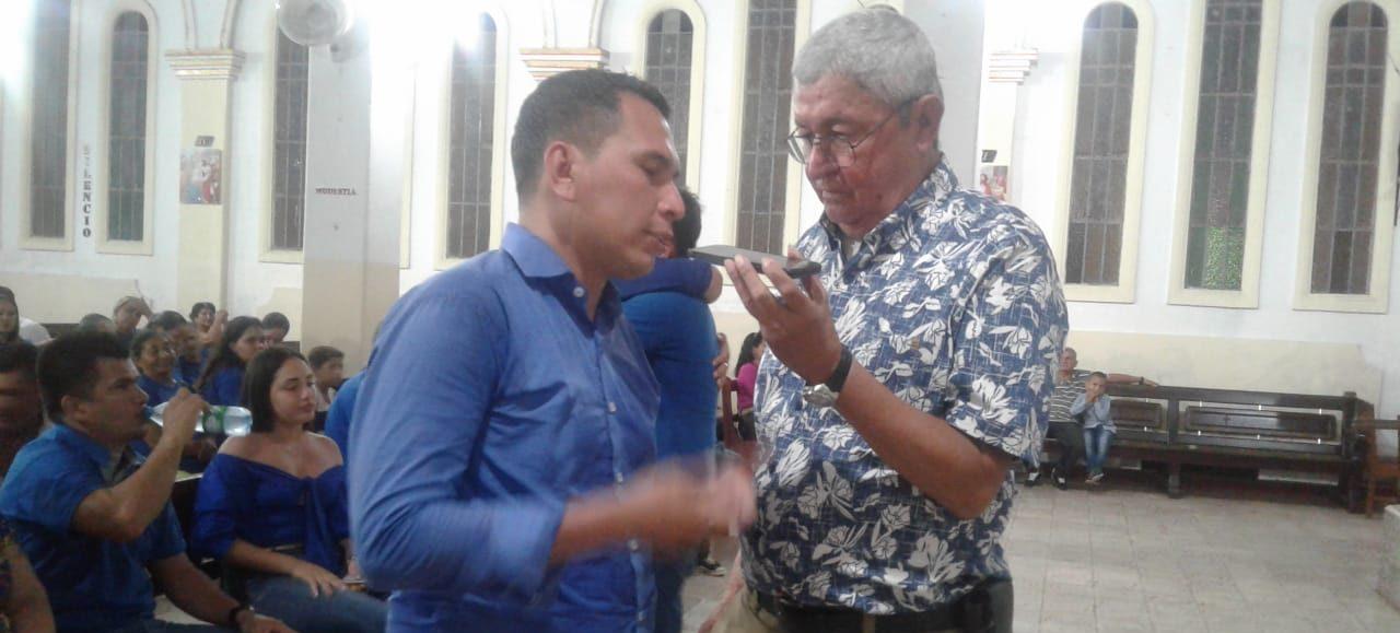 Tomás Rosero Barrera nuevo alcalde de Belén de los Andaquíes