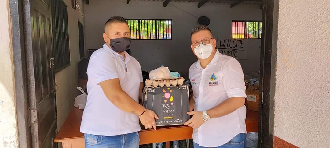 1.800 mercados en Cartagena del Chairá