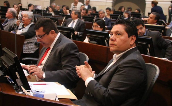 Harry González apoya retiro parcial de pensiones a independientes