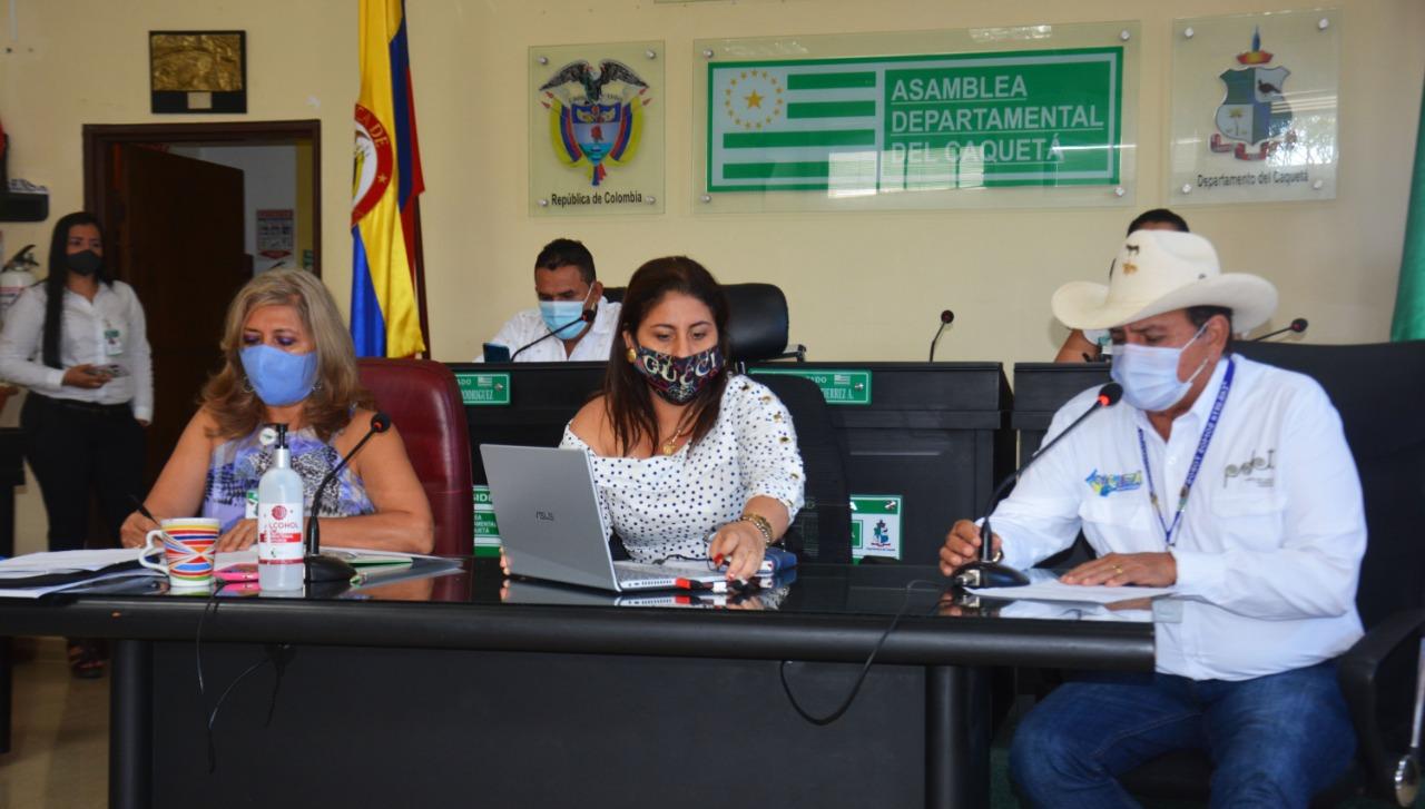 Asamblea autorizó empréstito al gobernador