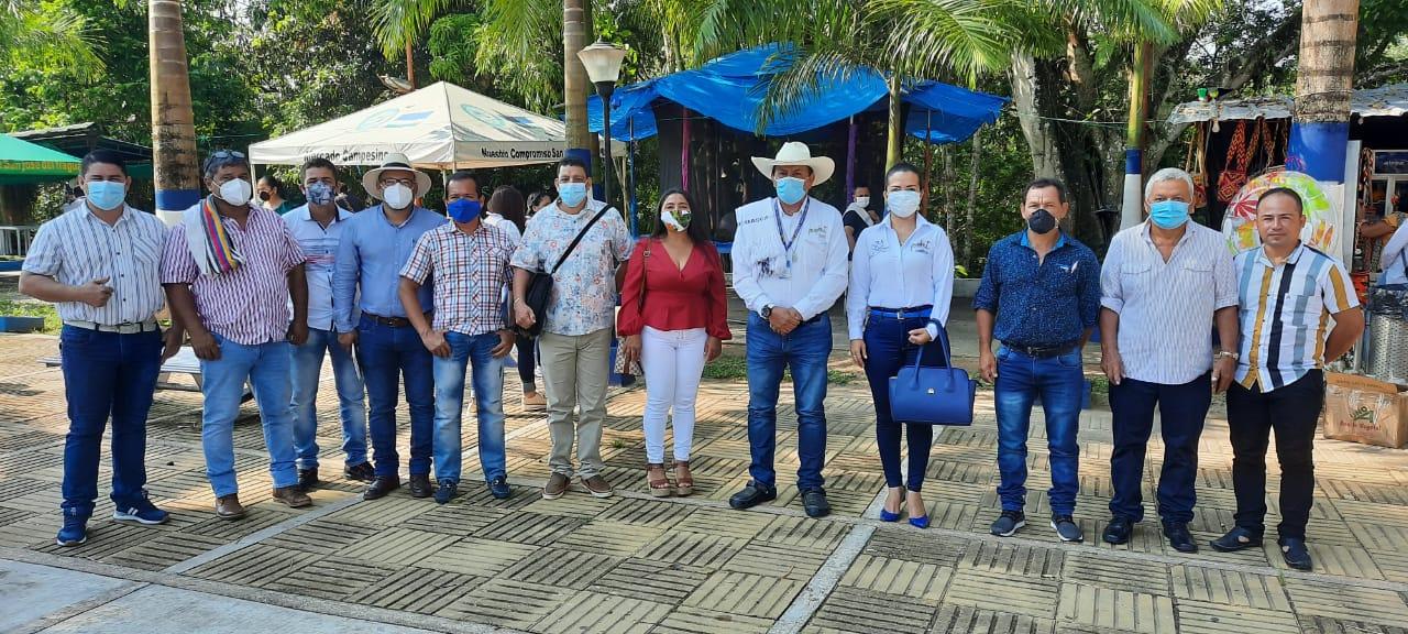 El Sur del Caquetá con gobernador a bordo