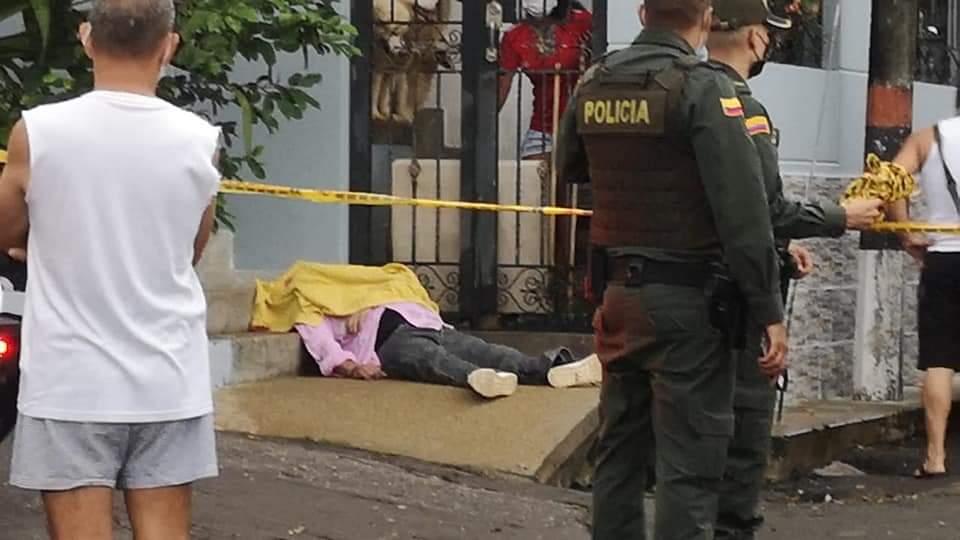 RECHAZAN ASESINATO DE GERMÁN MEDINA TRIVIÑO